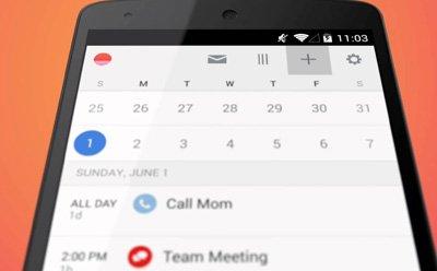 Calendario y alertas