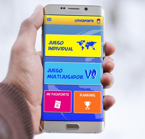 Pasaporte 0,0 - Desarrollo de APP nativa Android