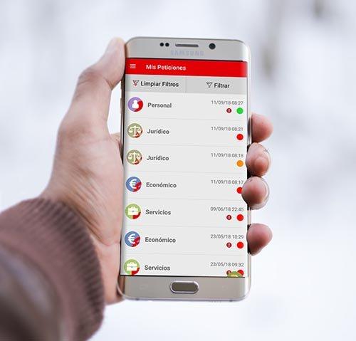 "Text2sign – Desarrollo de APP Android Nativa ""Servicio de traducción de texto a lengua de signos"""