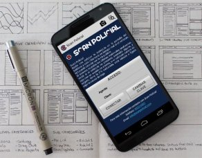 Scan Policial - Aplicación Android con lector mátriculas