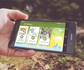 TeCuento - Aplicación Android para la Fundación CNSE
