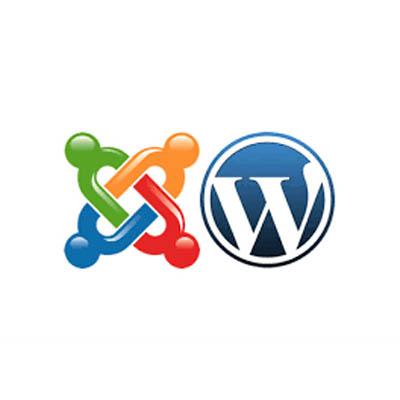 100% compatibles con páginas web Wordpress y Joomla!: