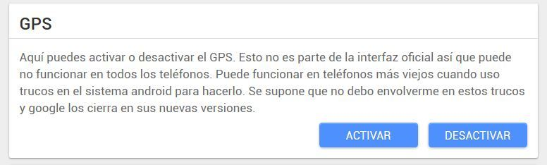 android lost gps
