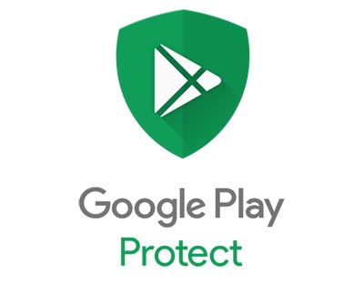 android seguro google play protect
