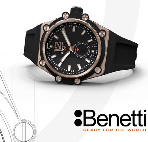 Benetti Watches - Desarrollo web y sistema e-commerce